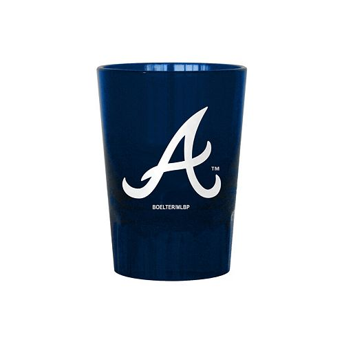 Boelter Atlanta Braves 4-Pack Shot Glass Set
