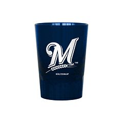 Boelter Milwaukee Brewers 4-Pack Shot Glass Set