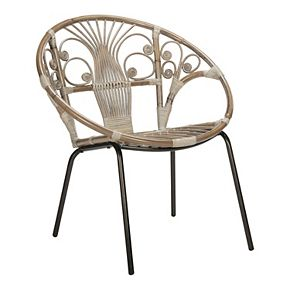Safavieh Rattan Accent Chair