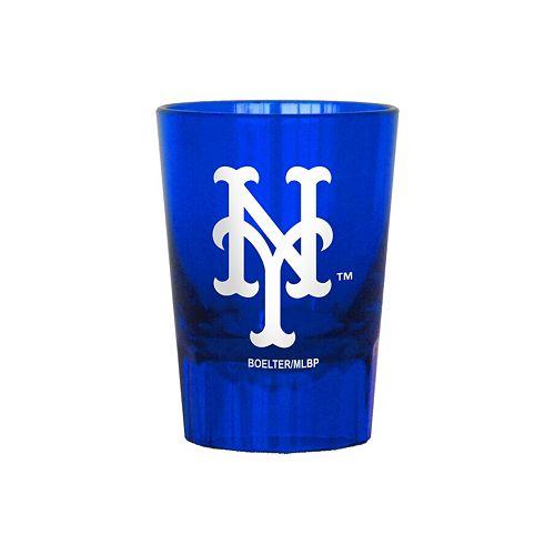 Boelter New York Mets 4-Pack Shot Glass Set
