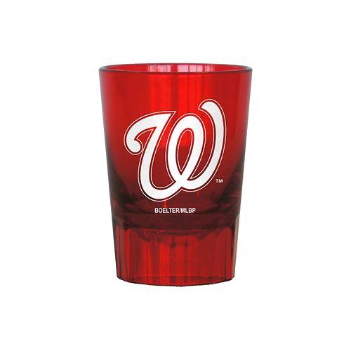 Boelter Washington Nationals 4-Pack Shot Glass Set