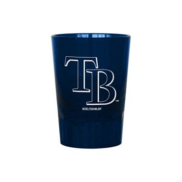 Boelter Tampa Bay Rays 4-Pack Shot Glass Set