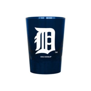 Boelter Detroit Tigers 4-Pack Shot Glass Set