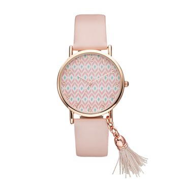 Women's Tribal Tassel Watch