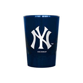 Boelter New York Yankees 4-Pack Shot Glass Set