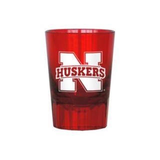 Boelter Nebraska Cornhuskers 4-Pack Shot Glass Set