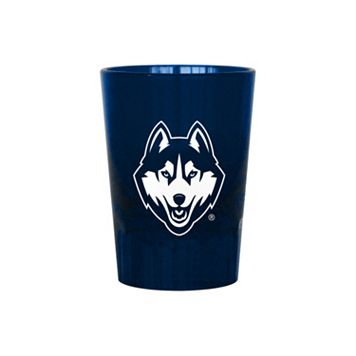 Boelter UConn Huskies 4-Pack Shot Glass Set