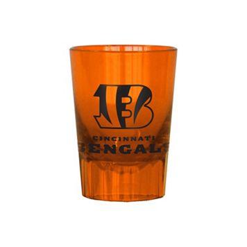 Boelter Cincinnati Bengals 4-Pack Shot Glass Set