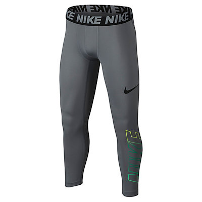 Boys 8-20 Nike Base Layer Three-Quarter Leggings