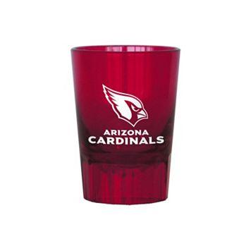 Boelter Arizona Cardinals 4-Pack Shot Glass Set