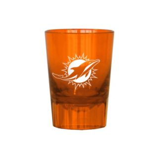 Boelter Miami Dolphins 4-Pack Shot Glass Set