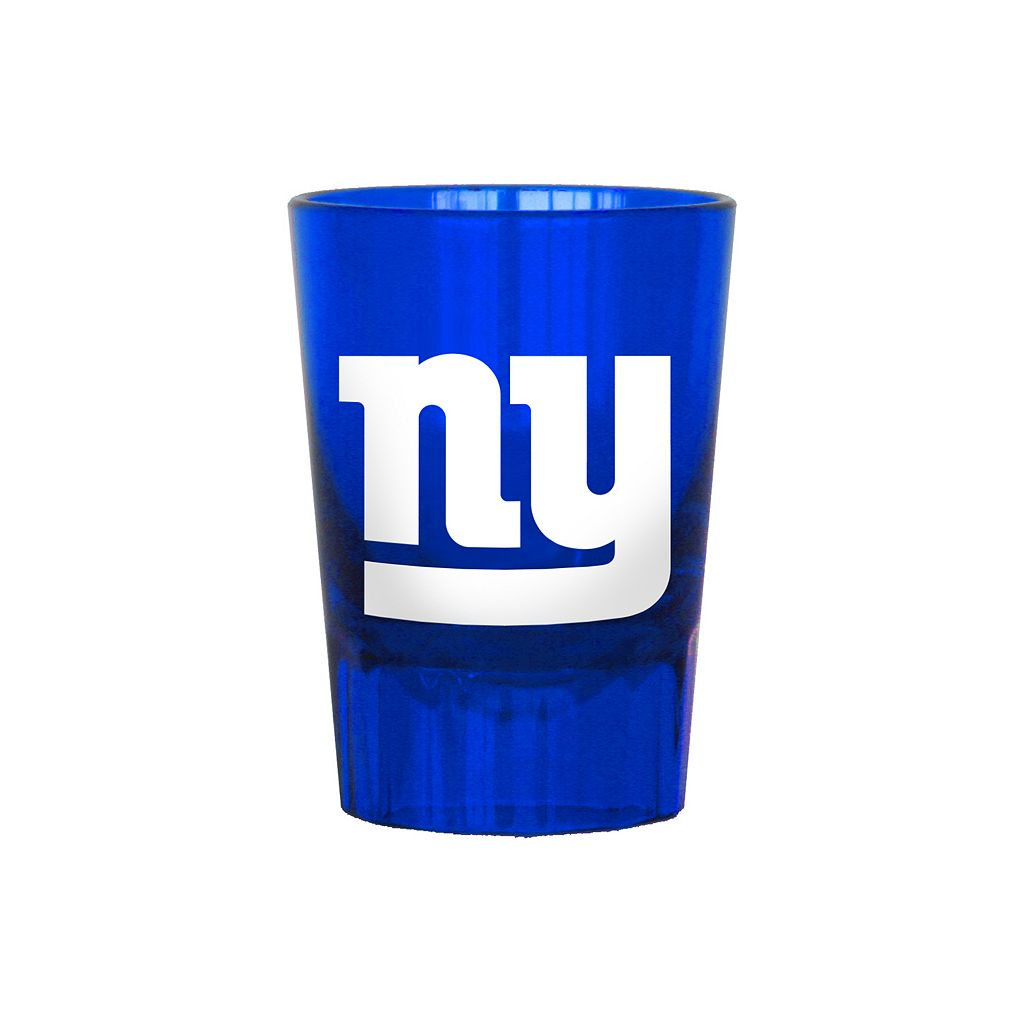 Boelter New York Giants 4-Pack Shot Glass Set