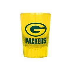 Boelter Green Bay Packers 4-Pack Shot Glass Set