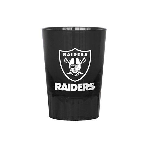 Boelter Oakland Raiders 4-Pack Shot Glass Set