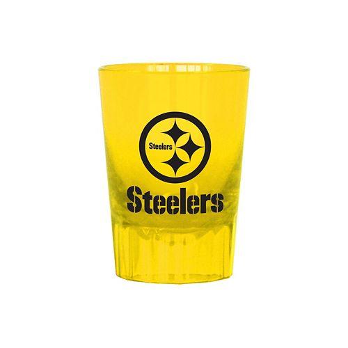 Boelter Pittsburgh Steelers 4-Pack Shot Glass Set