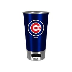 Boelter Chicago Cubs Pint Glass Bottler Opener