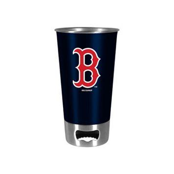 Boelter Boston Red Sox Pint Glass Bottler Opener