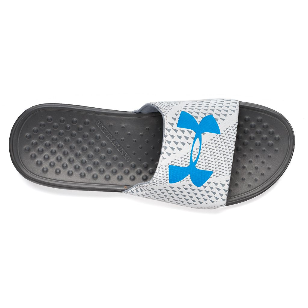 Under Armour Strike Micro Geo Men's Slide Sandals