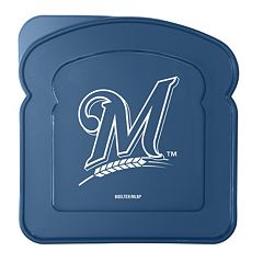 Boelter Milwaukee Brewers 4-Pack Sandwich Container