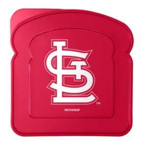 Boelter St. Louis Cardinals 4-Pack Sandwich Container