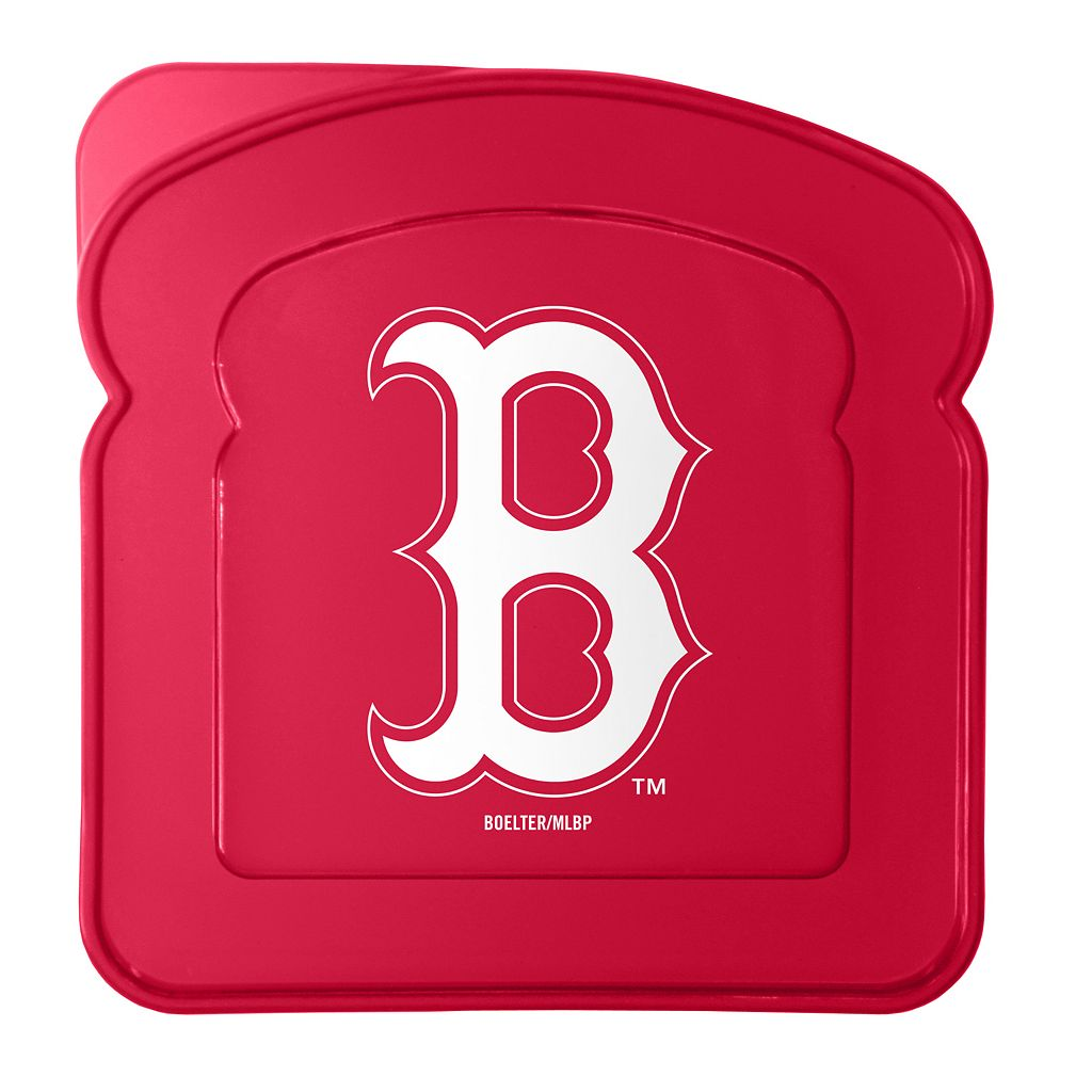 Boelter Boston Red Sox 4-Pack Sandwich Container