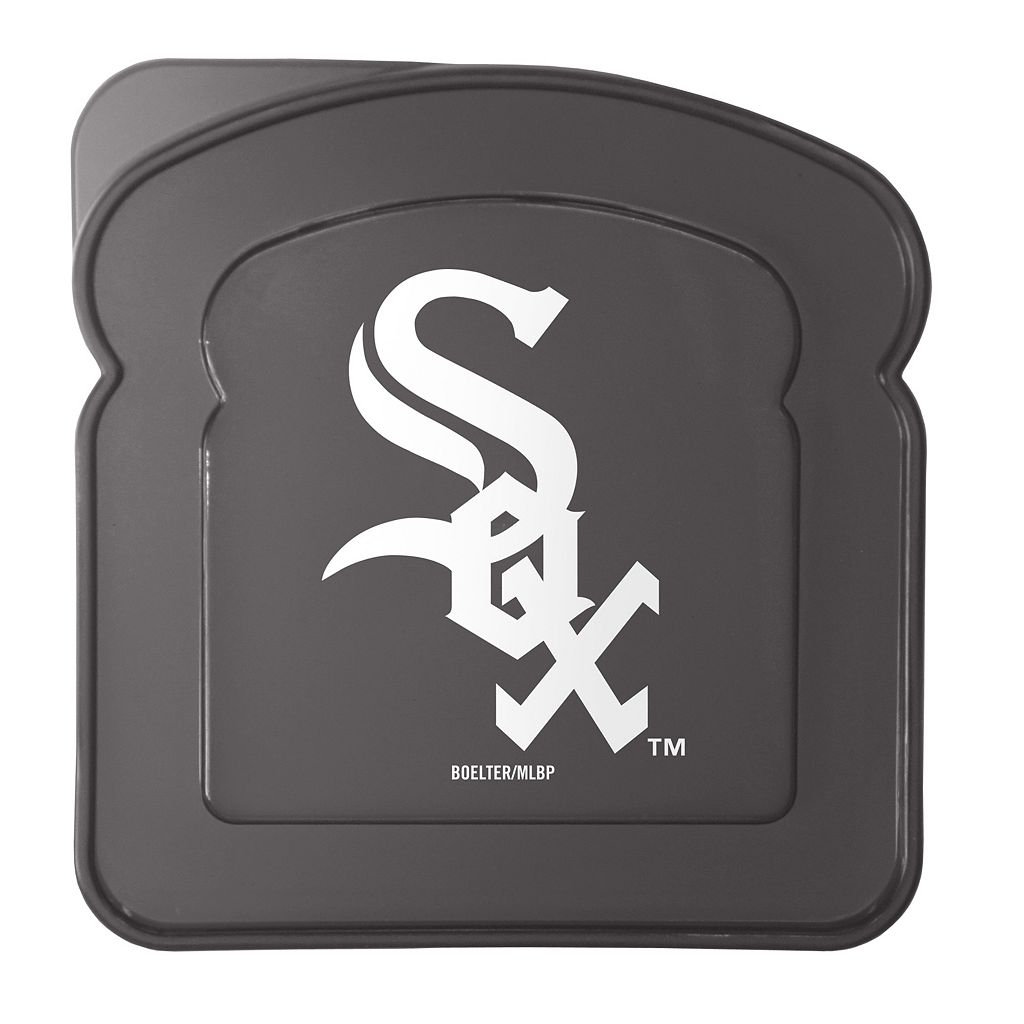 Boelter Chicago White Sox 4-Pack Sandwich Container