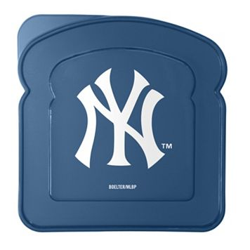 Boelter New York Yankees 4-Pack Sandwich Container