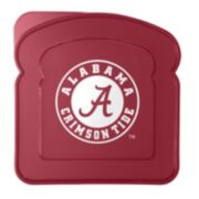 Boelter Alabama Crimson Tide 4-Pack Sandwich Container