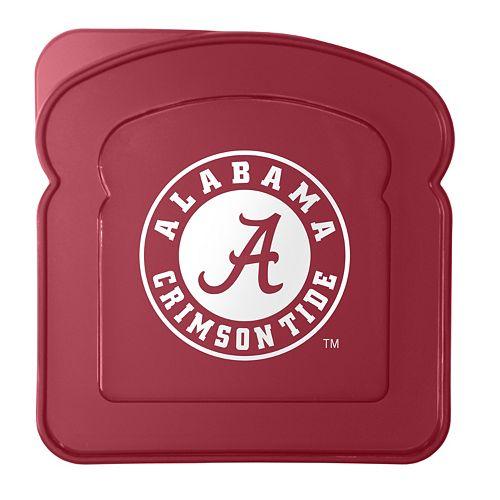 Boelter Alabama Crimson Tide 4-Pack Sandwich Container
