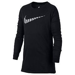 Boys 8-20 Nike Swoosh Tee