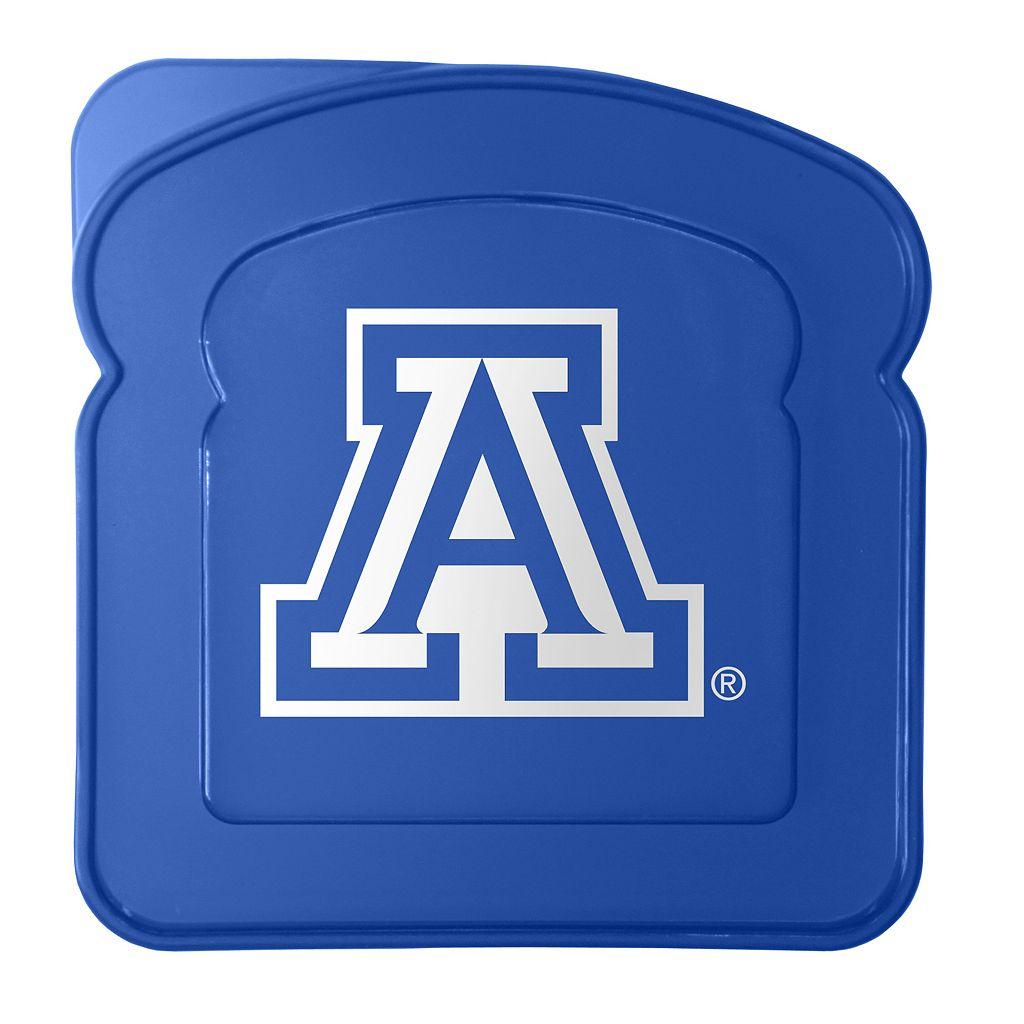 Boelter Arizona Wildcats 4-Pack Sandwich Container
