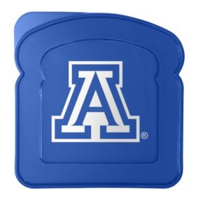 Boelter Arizona Wildcats 4-Pack Sandwich Container