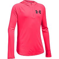Girls 7-16 Under Armour Tech 1/4-Zip Hoodie