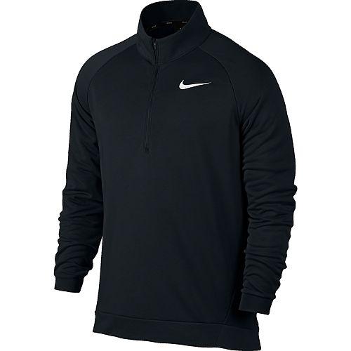 Big & Tall Nike Dri-FIT Performance Quarter-Zip Training Pullover