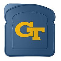 Boelter Georgia Tech Yellow Jackets 4-Pack Sandwich Container