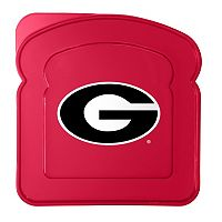Boelter Georgia Bulldogs 4-Pack Sandwich Container