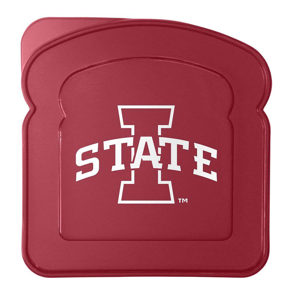 Boelter Iowa State Cyclones 4-Pack Sandwich Container