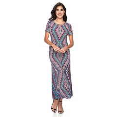 Women's Suite 7 Medallion Maxi Dress