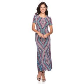 Women's Suite 7 Medallion Maxi Dress