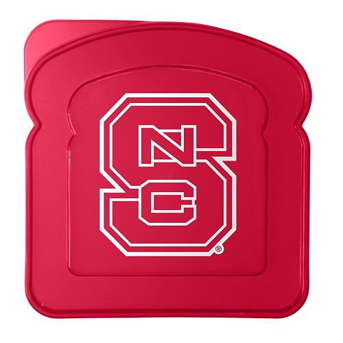 Boelter North Carolina State Wolfpack 4-Pack Sandwich Container