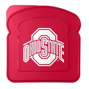 Boelter Ohio State Buckeyes 4-Pack Sandwich Container