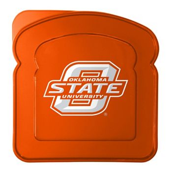 Boelter Oklahoma State Cowboys 4-Pack Sandwich Container