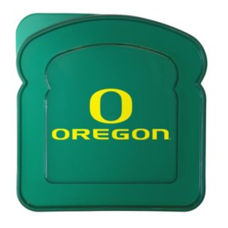 Boelter Oregon Ducks 4-Pack Sandwich Container