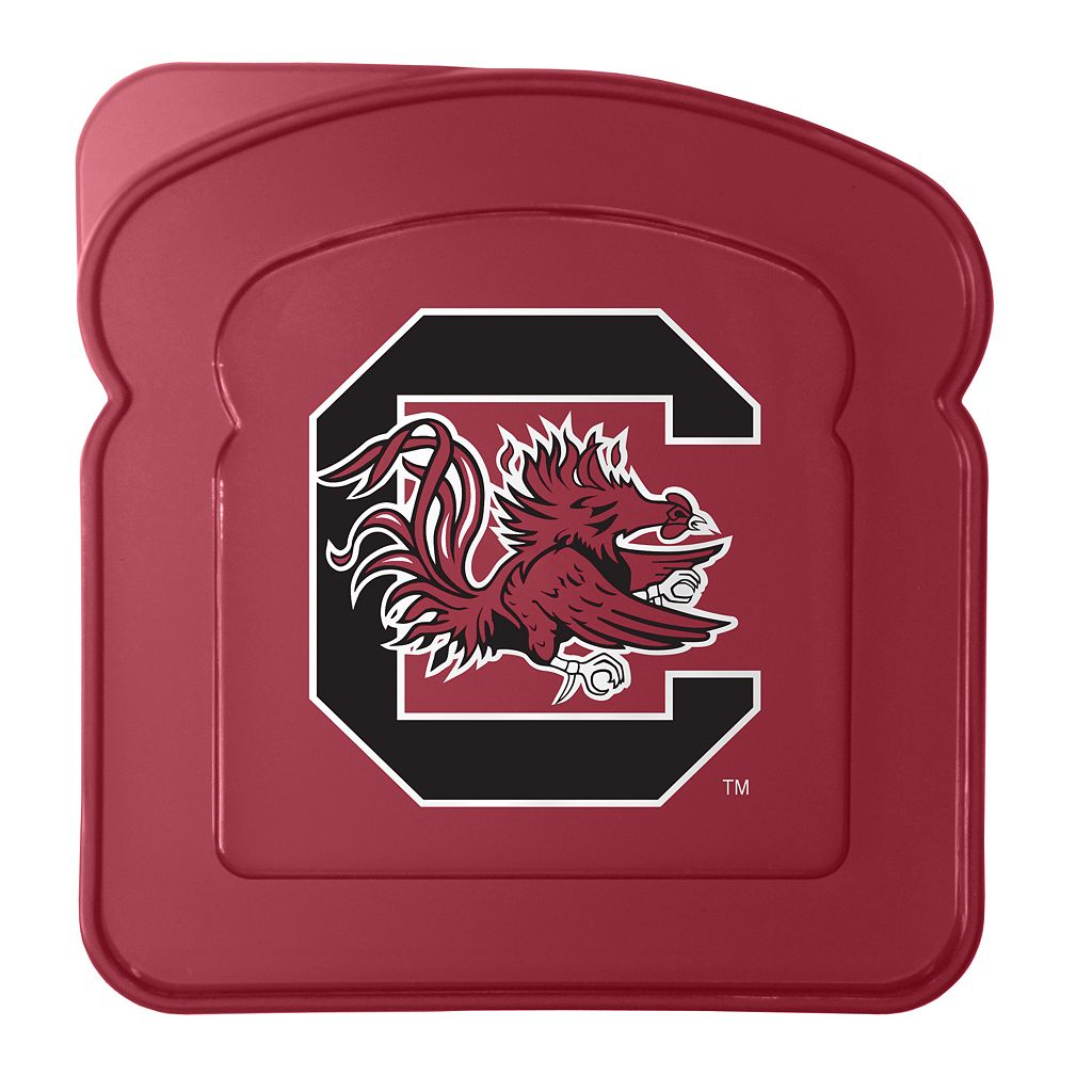 Boelter South Carolina Gamecocks 4-Pack Sandwich Container