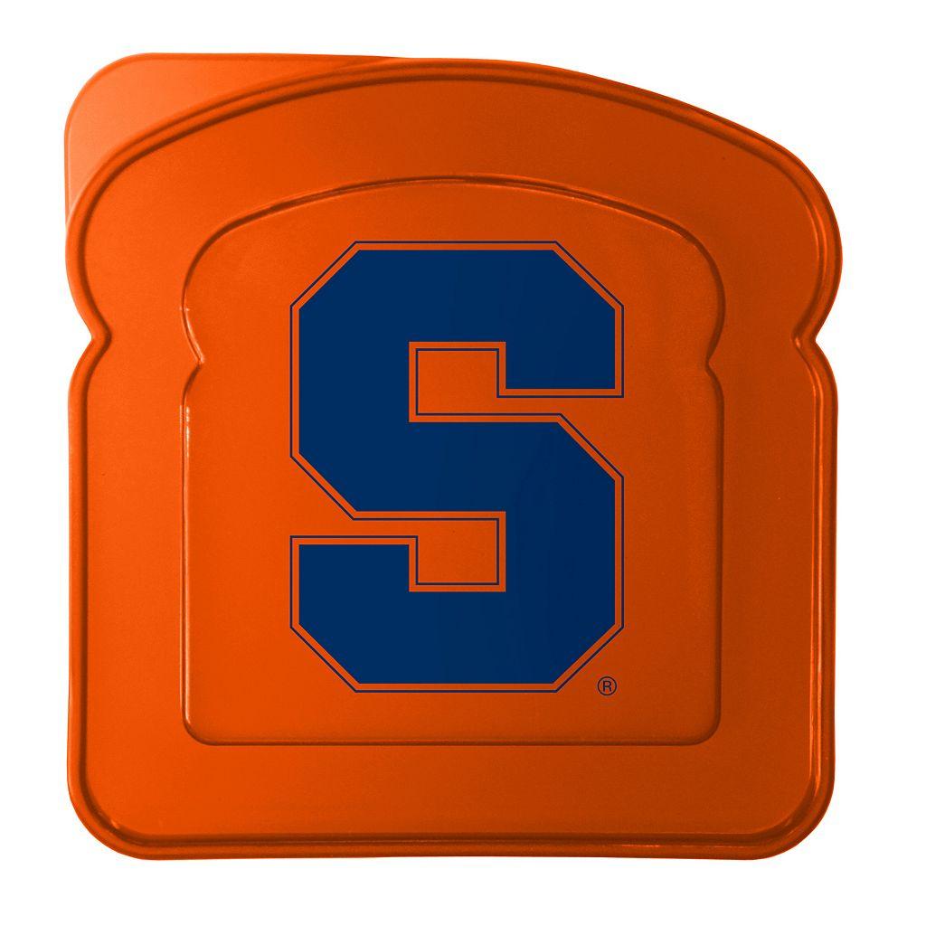 Boelter Syracuse Orange 4-Pack Sandwich Container