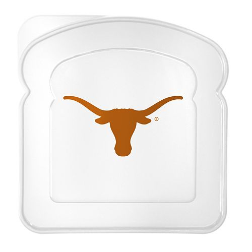 Boelter Texas Longhorns 4-Pack Sandwich Container