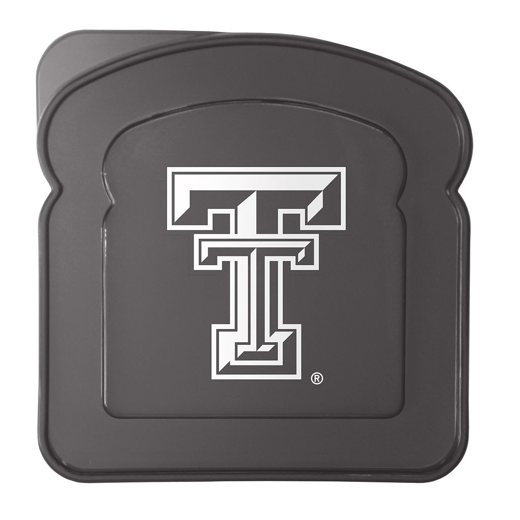 Boelter Texas Tech Red Raiders 4-Pack Sandwich Container