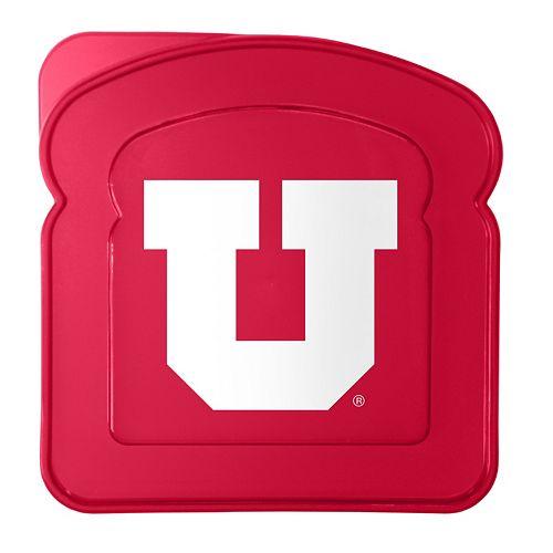 Boelter Utah Utes 4-Pack Sandwich Container
