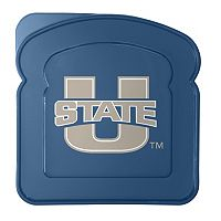 Boelter Utah State Aggies 4-Pack Sandwich Container