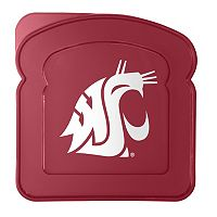 Boelter Washington State Cougars 4-Pack Sandwich Container